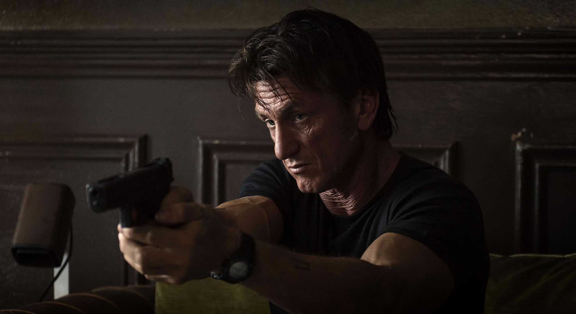 Sean Penn - The Gunman